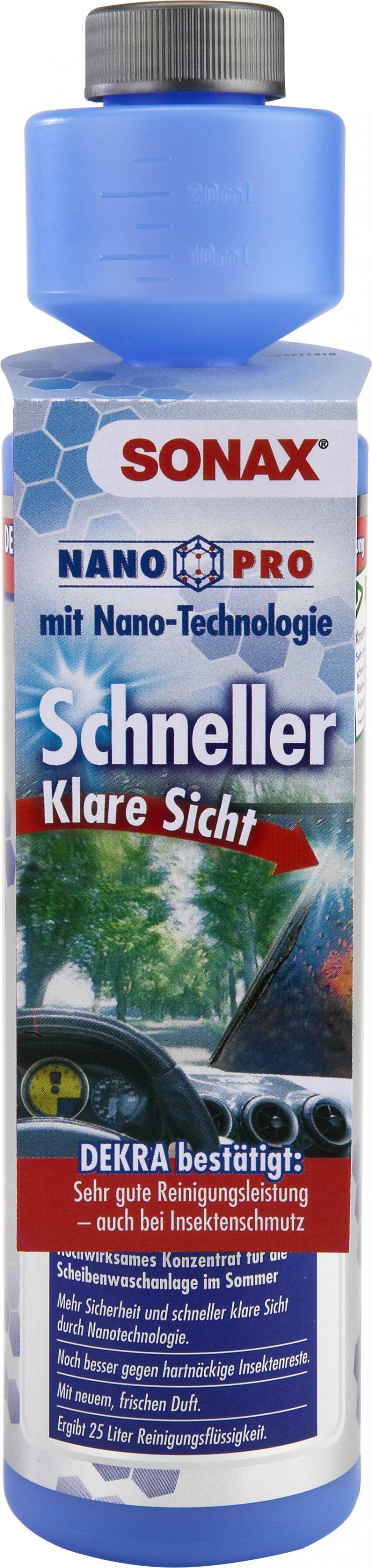 sonax xtreme scheibenreiniger 1 100 nano pro 250ml autoteile walter schork gmbh. Black Bedroom Furniture Sets. Home Design Ideas
