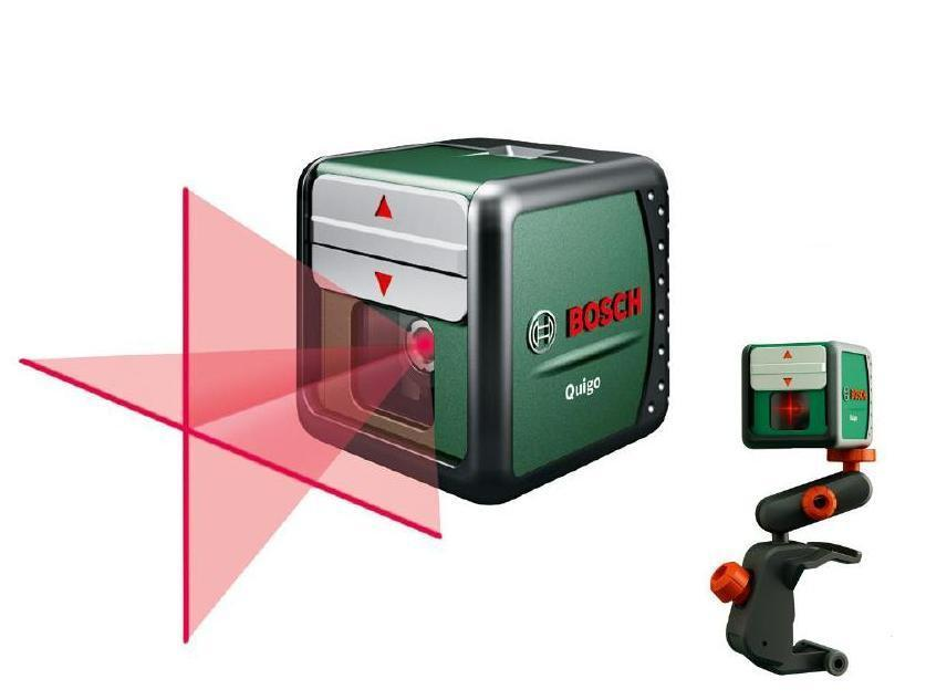 Laser Entfernungsmesser Bosch Glm 250 Vf : Bosch kreuzlinien laser quigo horizontale vertikale laserlinien