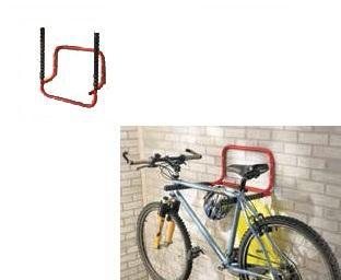 hp autozubeh r fahrrad wandhalter 51cm bis 2 fahrr der 1. Black Bedroom Furniture Sets. Home Design Ideas