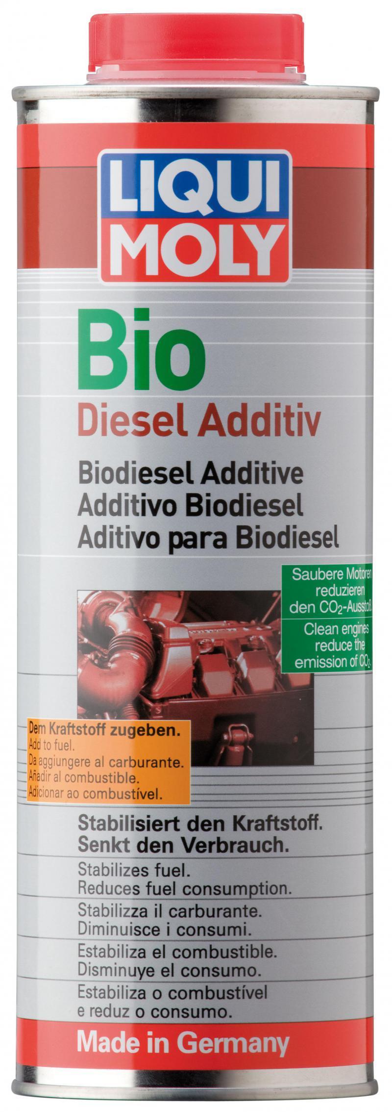 liqui moly bio diesel additiv 1l dose reinigt die einspritzanlage autoteile walter schork gmbh. Black Bedroom Furniture Sets. Home Design Ideas
