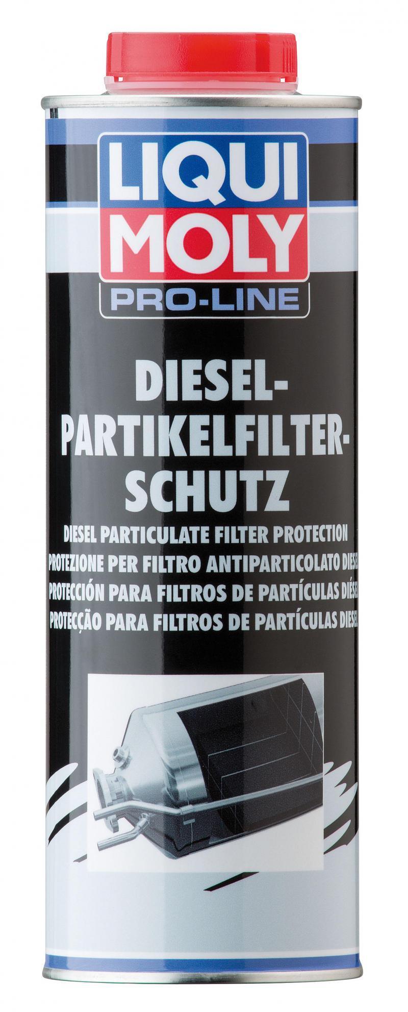 liqui moly pro line dieselpartikelfilter schutz 1l dose additiv autoteile walter schork gmbh. Black Bedroom Furniture Sets. Home Design Ideas