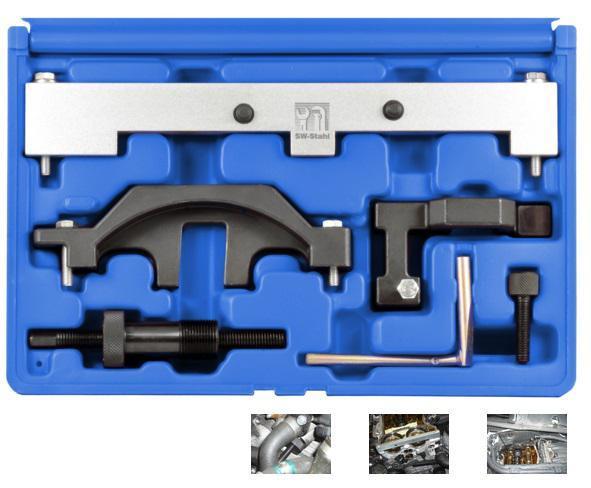 sw stahl motor einstellwerkzeugsatz 13tlg bmw benziner pkw. Black Bedroom Furniture Sets. Home Design Ideas