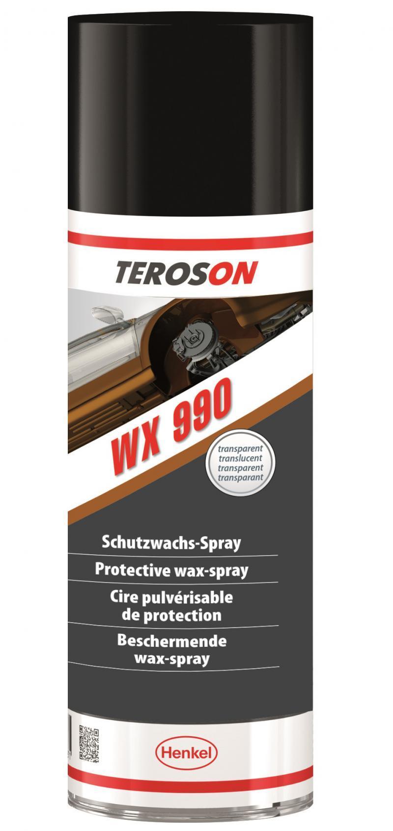 teroson teroson wx 990 500ml spray schutzwachs autoteile. Black Bedroom Furniture Sets. Home Design Ideas