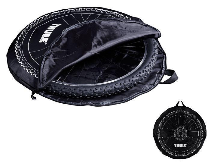 thule vorderradtasche 563xl wheel bag xl f r fahrrad bis. Black Bedroom Furniture Sets. Home Design Ideas