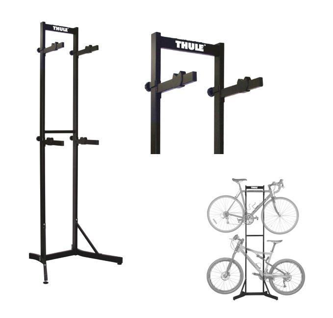 thule fahrradhalter bike stacker 5781 f r 2 fahrr der autoteile walter schork gmbh. Black Bedroom Furniture Sets. Home Design Ideas