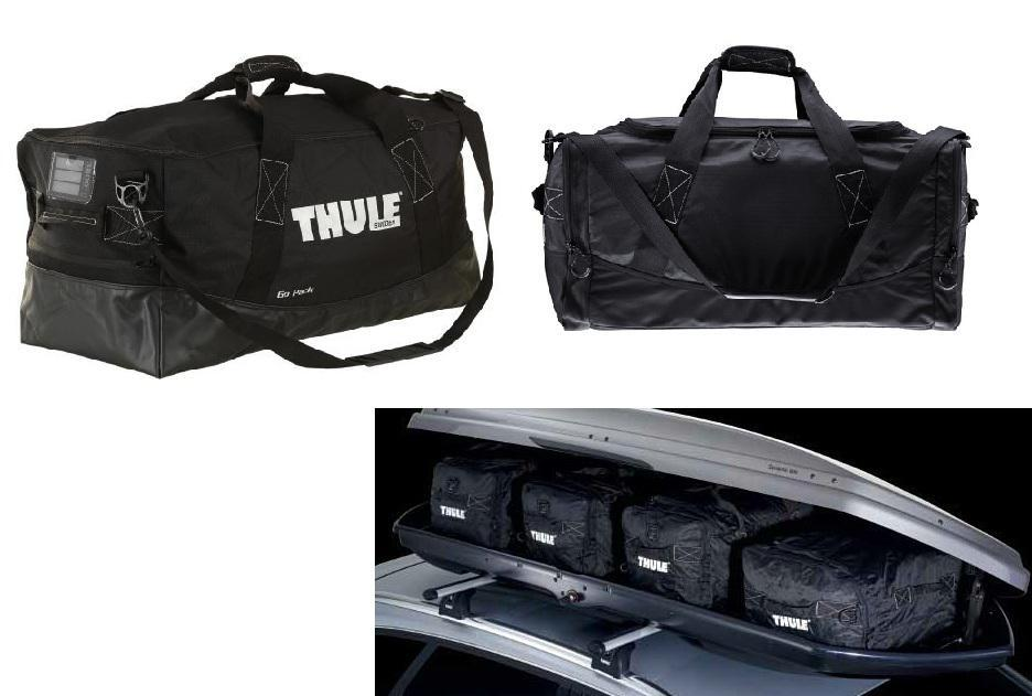 thule transporttasche go pack duffel 8002 f r dachbox. Black Bedroom Furniture Sets. Home Design Ideas
