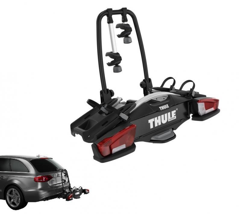 thule hecktr ger velocompact 2 fahrr der f r e bike. Black Bedroom Furniture Sets. Home Design Ideas