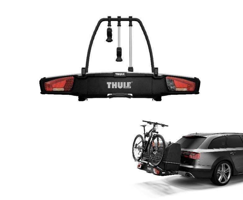 thule hecktr ger velospace xt f r 3 fahrr der e bikes fatbikes autoteile walter schork gmbh. Black Bedroom Furniture Sets. Home Design Ideas