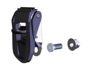Leuchtenschutz links für X21 Nano X31 Nano Kupplungsträger