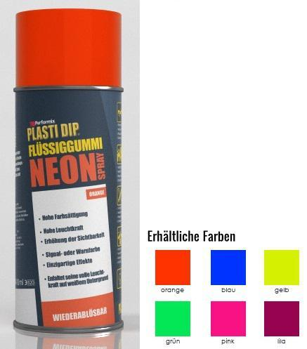 plasti dip fl ssiggummi spray neon orange blaze 400ml autoteile walter schork gmbh. Black Bedroom Furniture Sets. Home Design Ideas