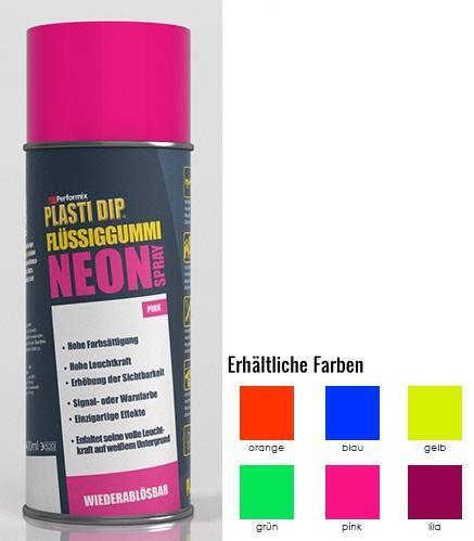 plasti dip fl ssiggummi spray neon pink blaze 400ml autoteile walter schork gmbh. Black Bedroom Furniture Sets. Home Design Ideas