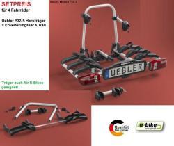 uebler fahrrad kupplungstr ger p32 s erweiterung 4 r der. Black Bedroom Furniture Sets. Home Design Ideas