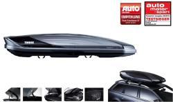 thule dachbox excellence xt 900 470l titan gl nzend 6119. Black Bedroom Furniture Sets. Home Design Ideas