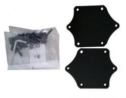 thule t nut adapter 881 835 837 f r kajakhalter hull a. Black Bedroom Furniture Sets. Home Design Ideas