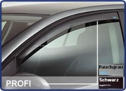 Farbausf/ührung rauchgrau Tuning-Pro Climair Windabweiser hinten 04-2678